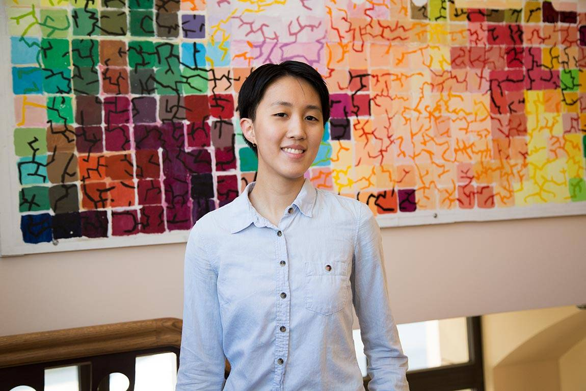 Ambitious Vision For Computer Science Drives Princeton Senior Ye S