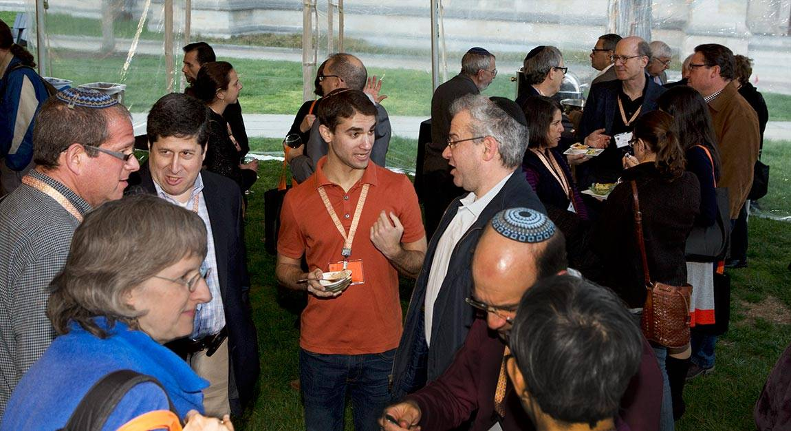 L'CHAIM! TO LIFE. Celebrating 100 Years of Jewish Life at Princeton: welcome reception