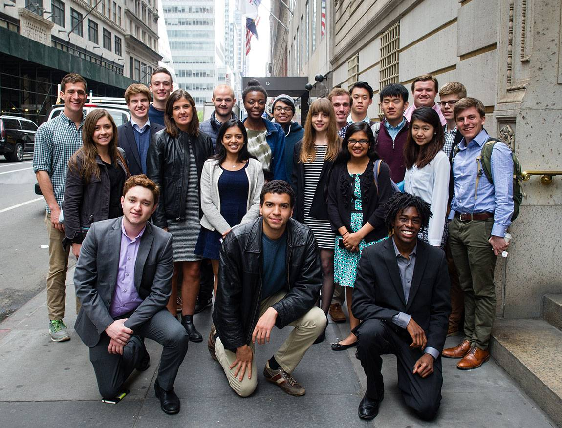 Princeton Start-Up Immersion Program in New York City