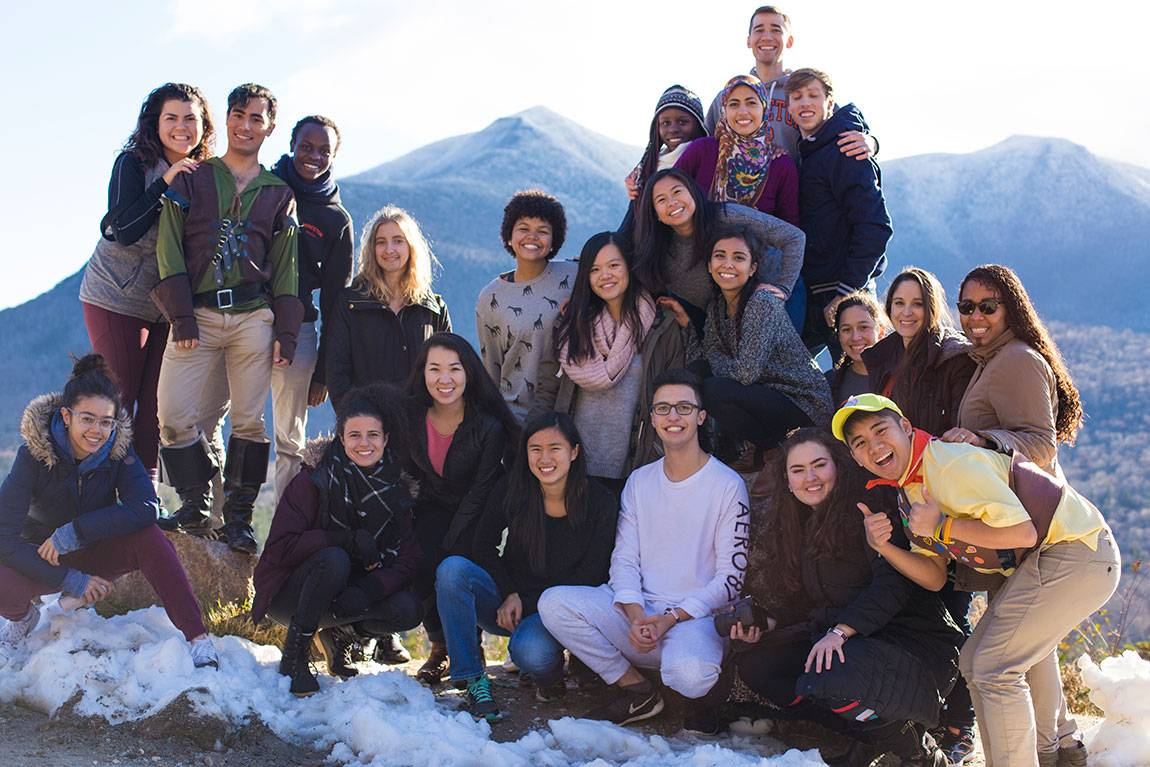 Scholars Institute Fellows Program (SIFP) at Mt. Liberty, New Hampshire