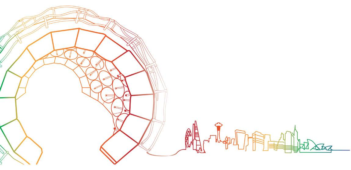 Discovery Smart Cities Thermoheliodome illustration