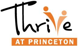 Logo for Thrive at Princeton program