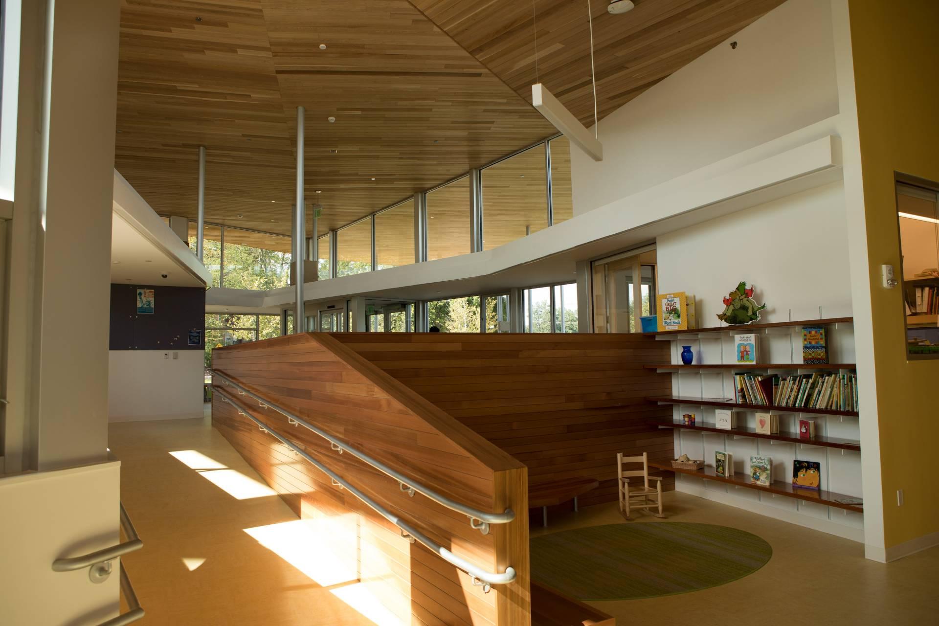 university opens new child care center