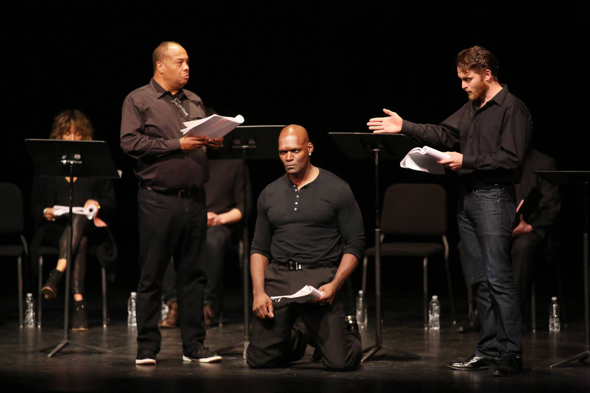 Princeton and Slavery Symposium drama performance