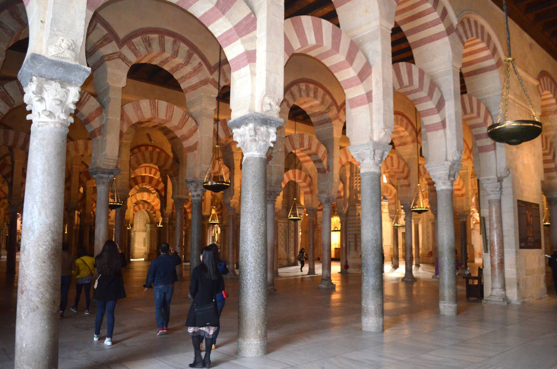 The great mosque, Córdoba