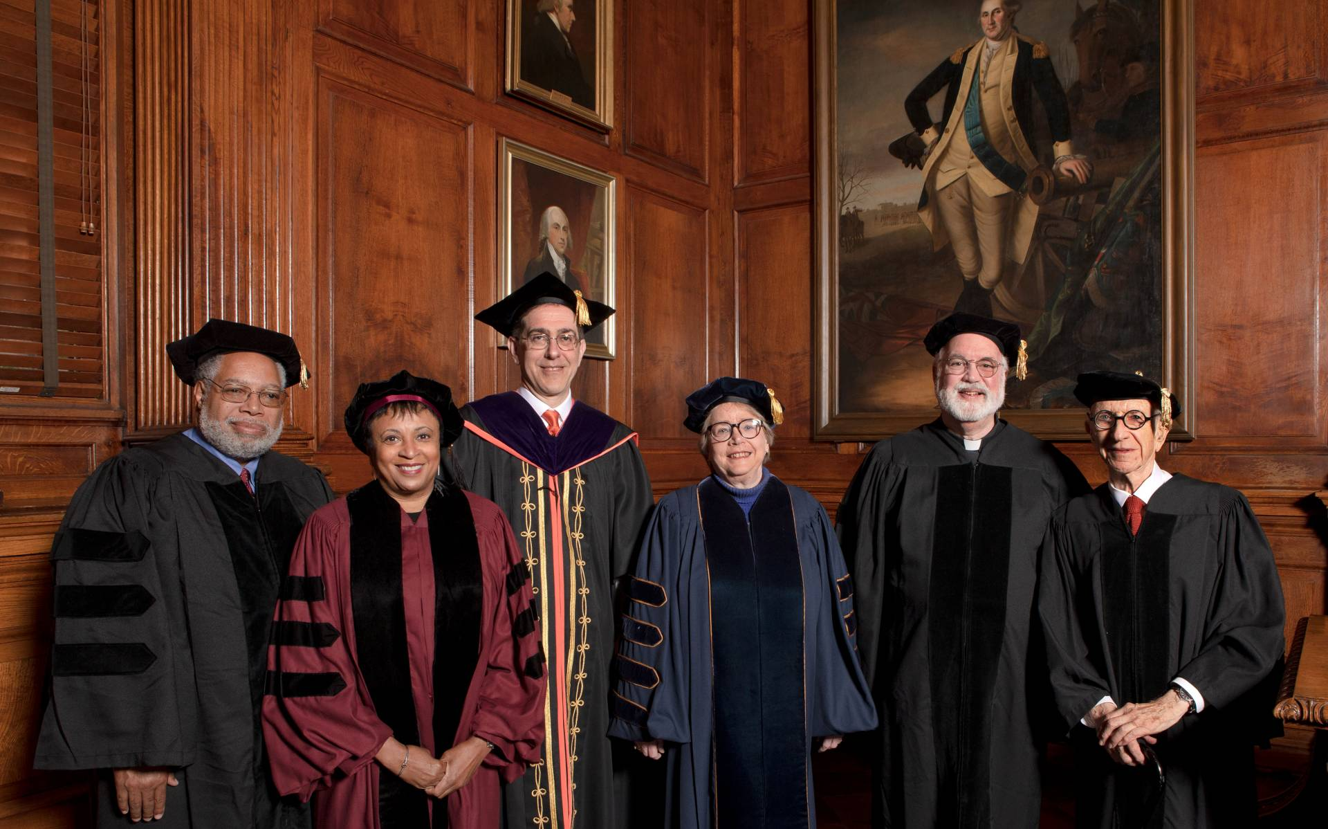 Honorary degree recipients 2018
