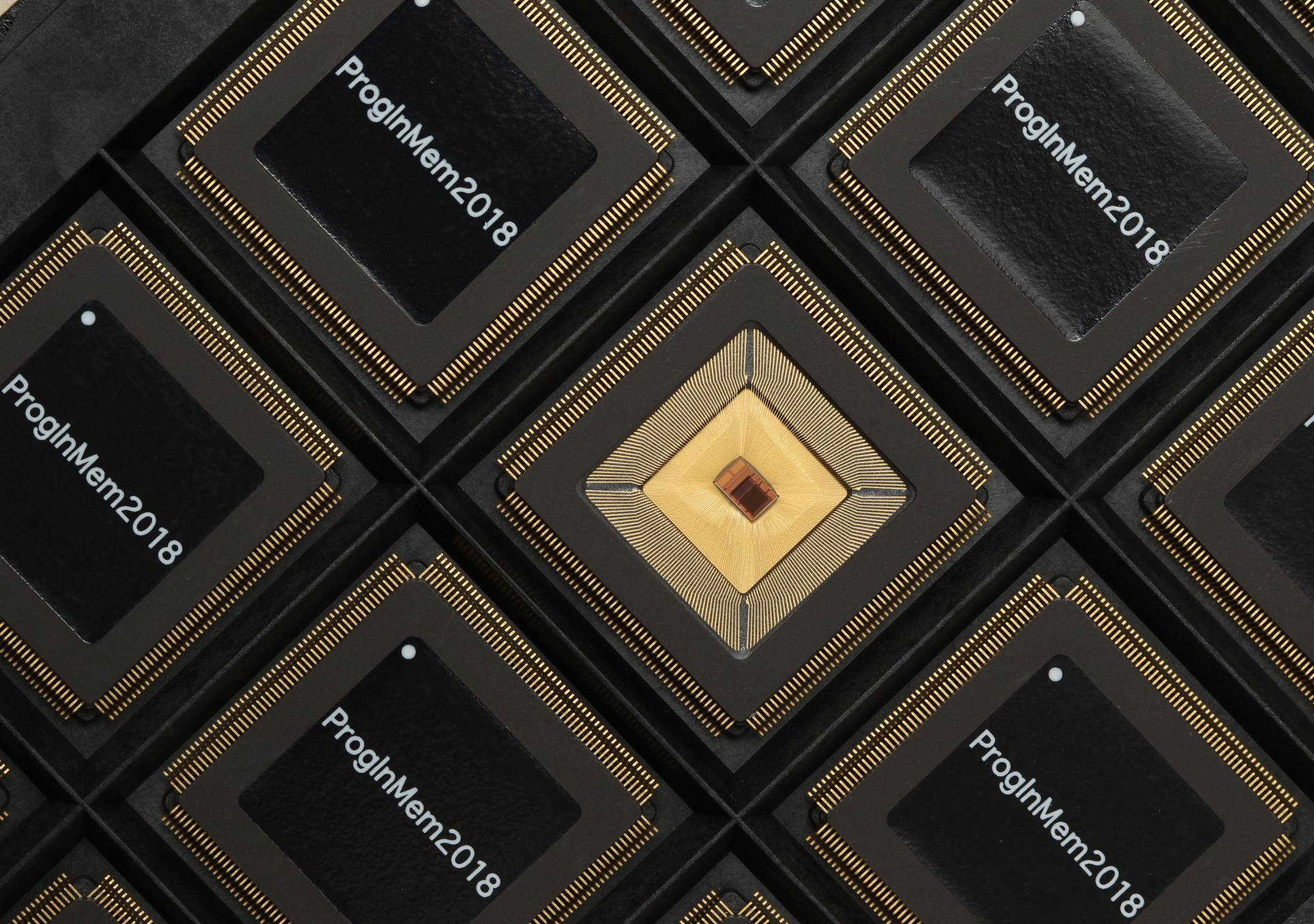 merging memory and computation programmable chip speeds ai slashes