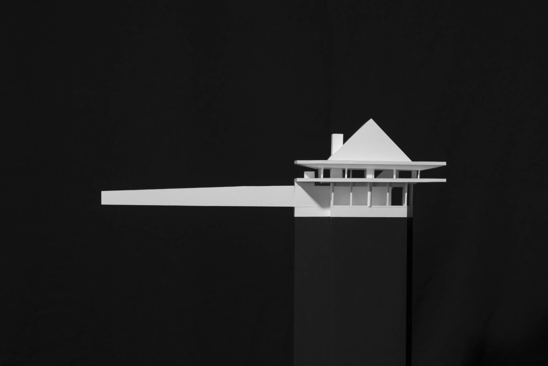 House number 3 in the architecture exhibit