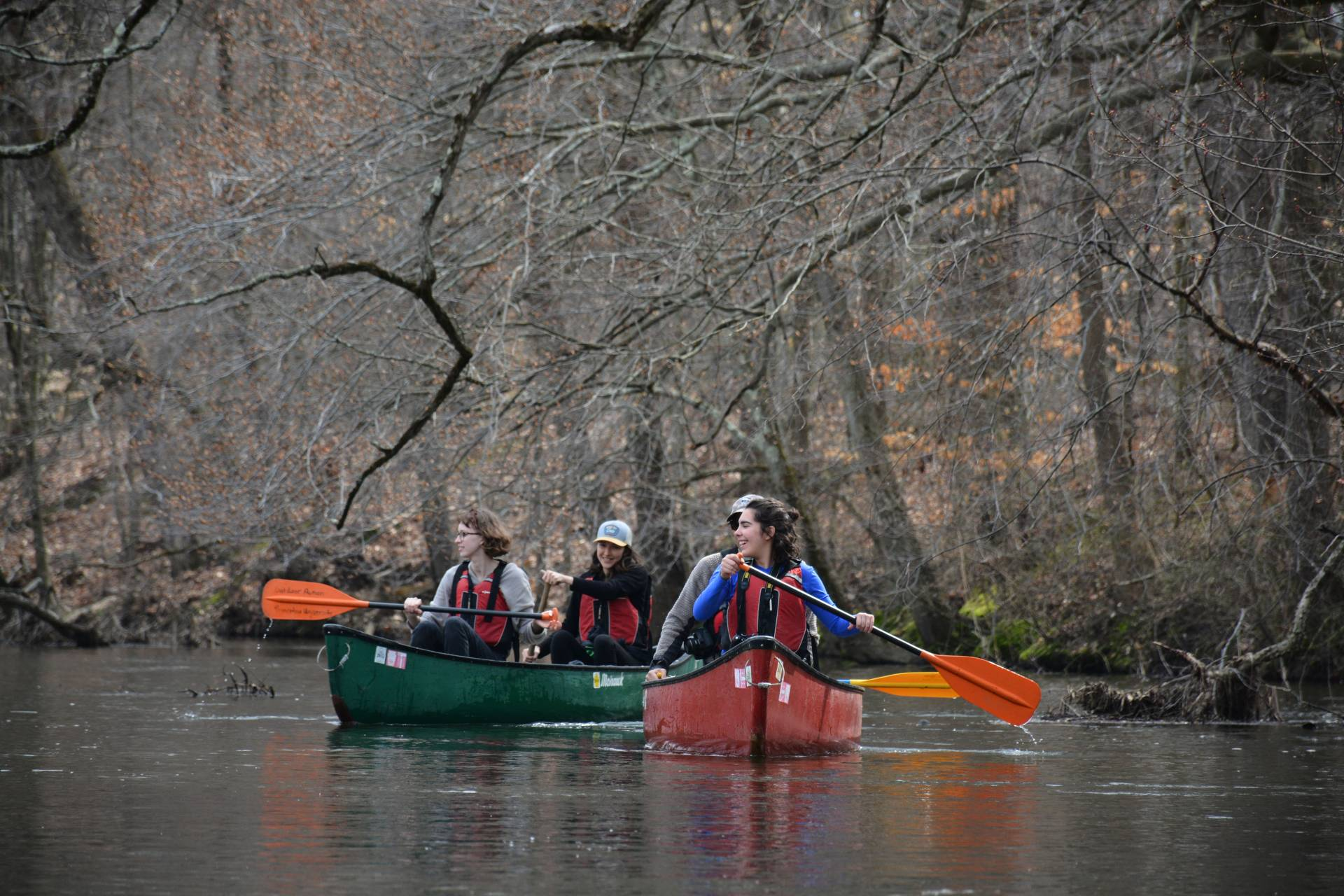Course explores the Millstone River, Princeton's backyard