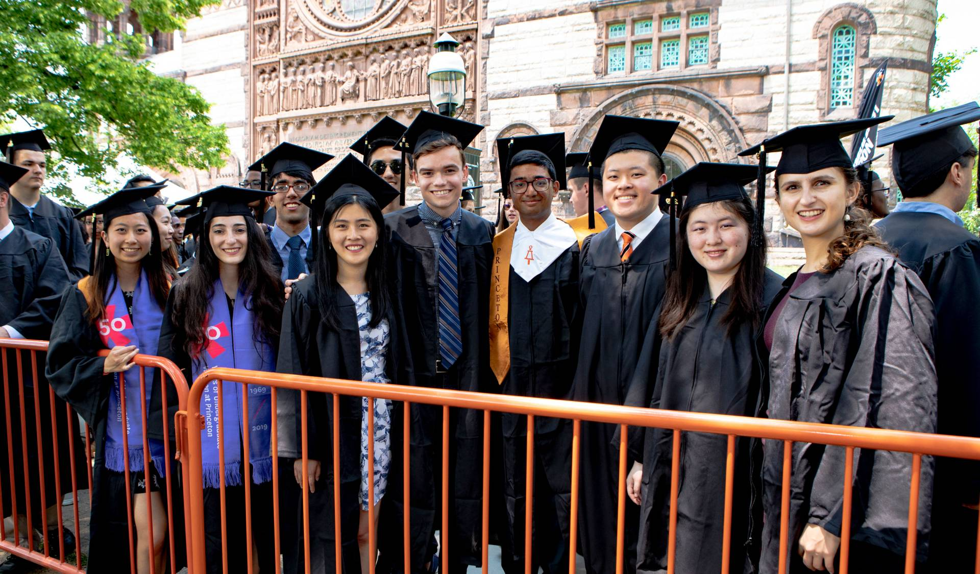 Baccalaureate Ceremony Brings Together Princeton Seniors