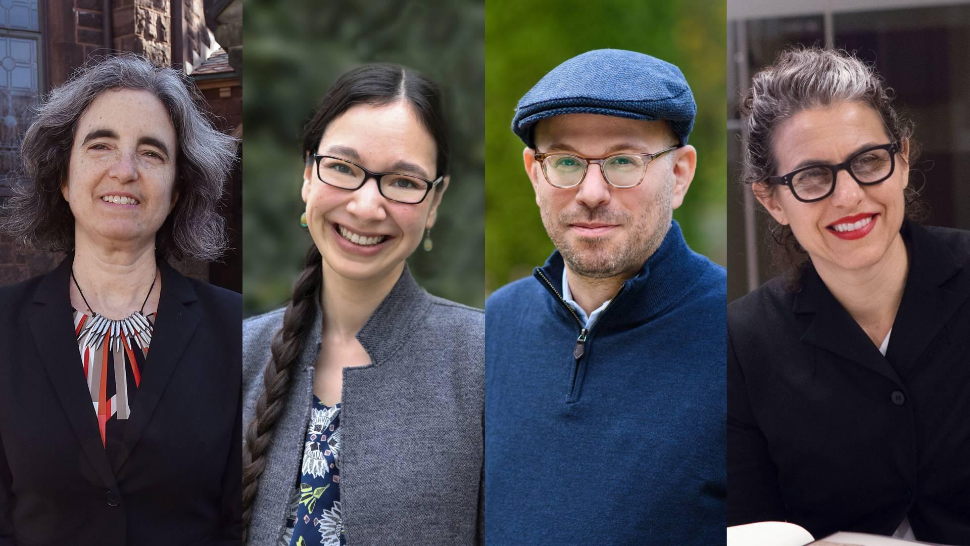 Alison Isenberg, Beth Lew-Williams, Jonathan Gribetz; and Marina Rustow