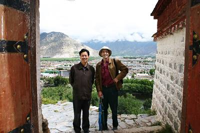 Stephen F. Teiser and Li Sichun