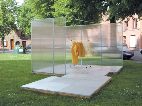 """Shop d'Impermeable,"" 2002"