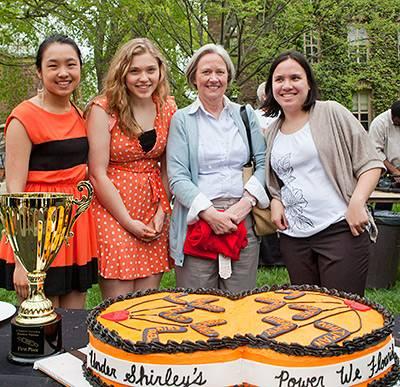 Cake Decorating Classes Princeton Nj : Weekend celebrates President Tilghman s passion for the arts