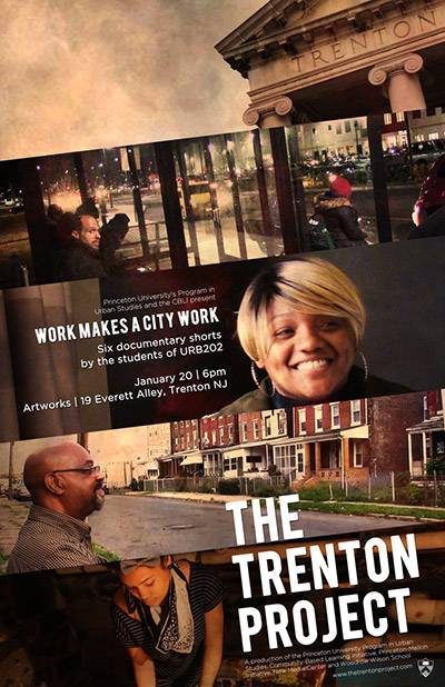 Documentary and the City poster