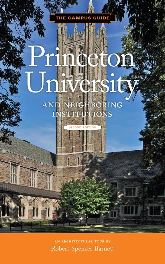 Campus Guide Book Cover