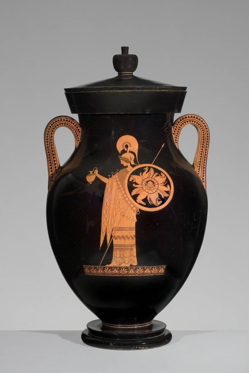 greek vase painting styles
