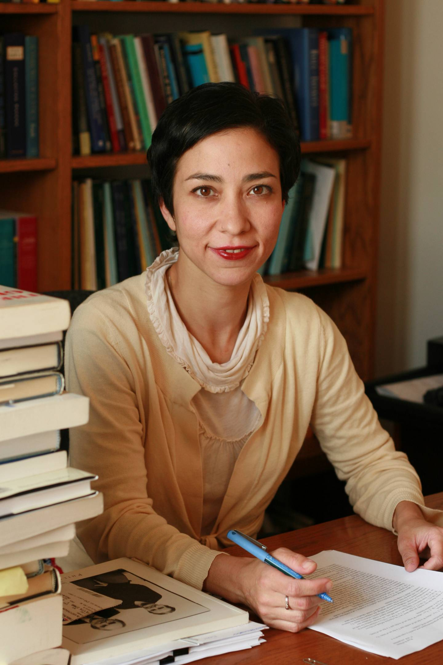 Princeton Professor Delia Graff Fara An Eminent