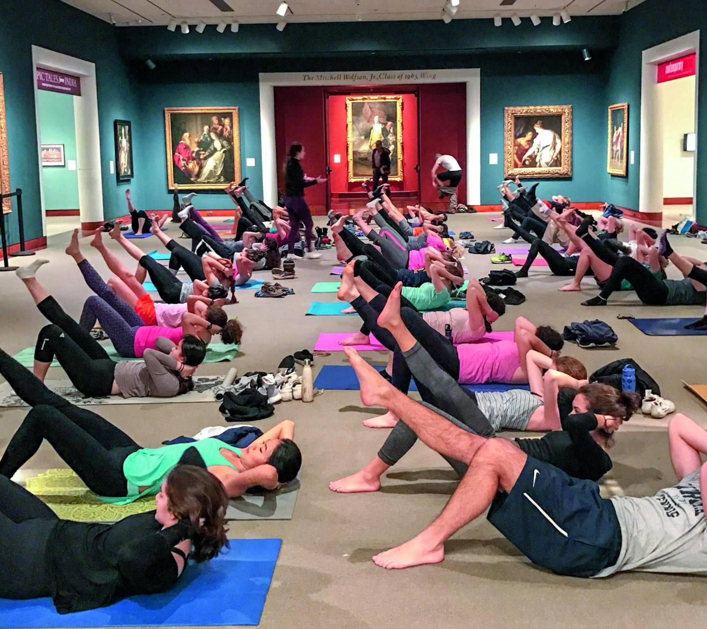 Lecture Series: Yoga Master Lecture Series: Perspectives In Practicum