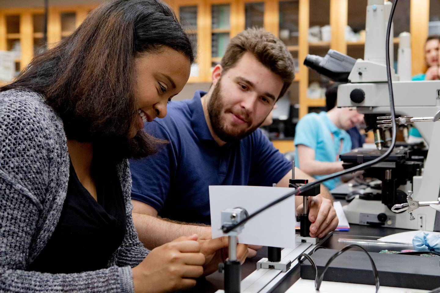 'Physics of Life' summer school brings students to Princeton for biophysics explorations