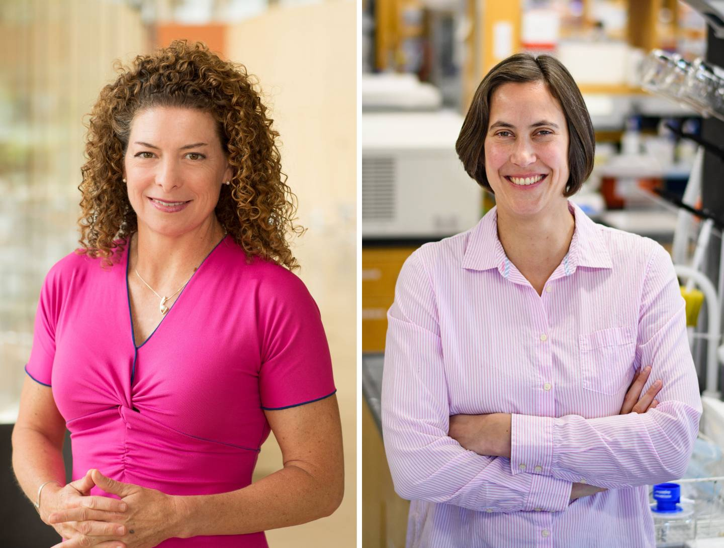 Murphy and Petry win awards for excellence in cell biology