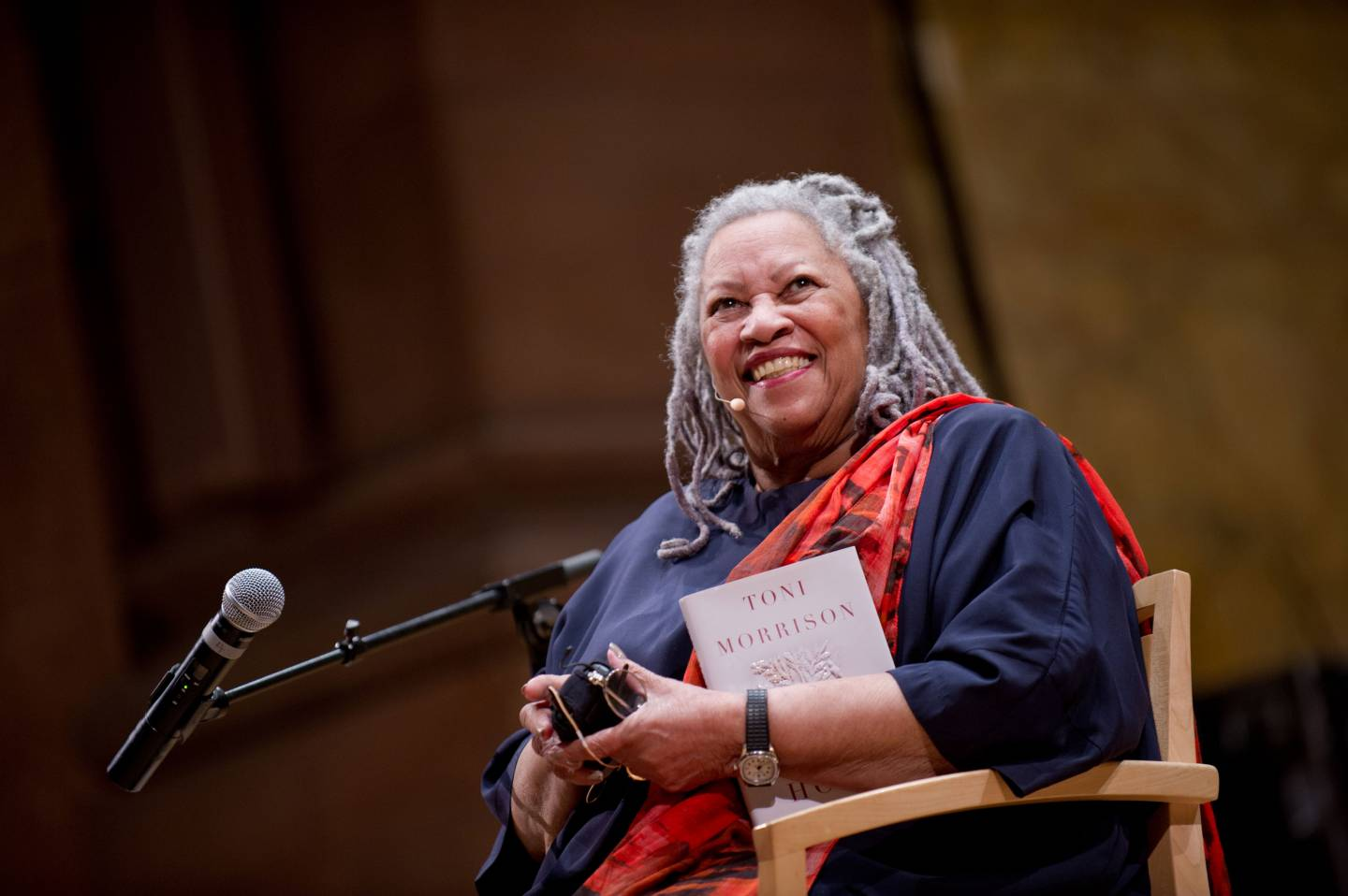 Toni Morrison to be honored in Thanksgiving marathon reading, posthumous induction to National Women's Hall of Fame