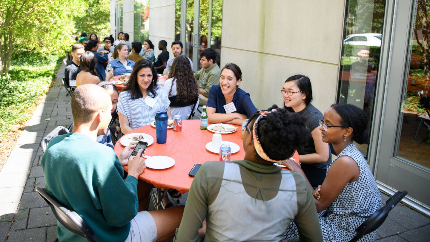 Princeton welcomes most diverse class of graduate students to campus
