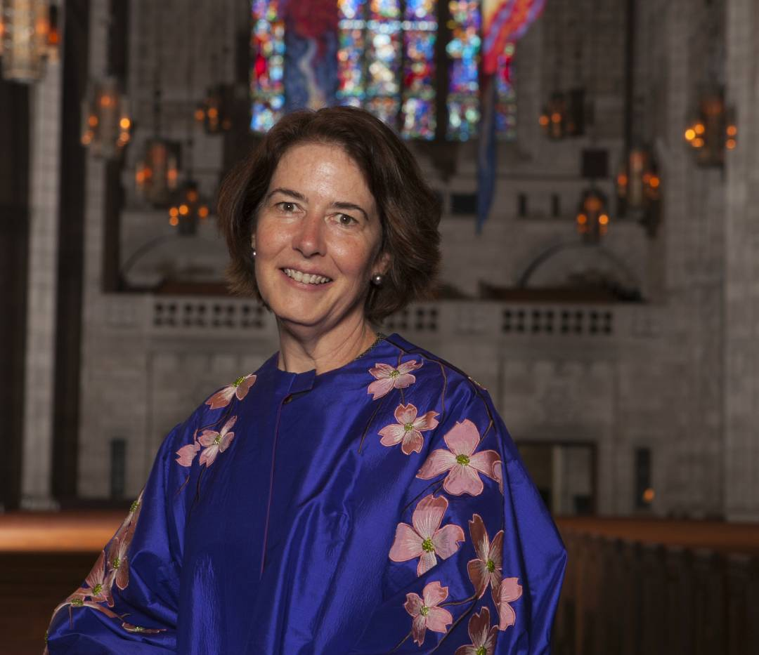 Alison Boden, Dean of Religious Life in Chapel