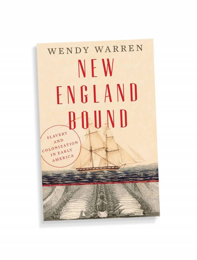 New England Bound by Wendy Warren