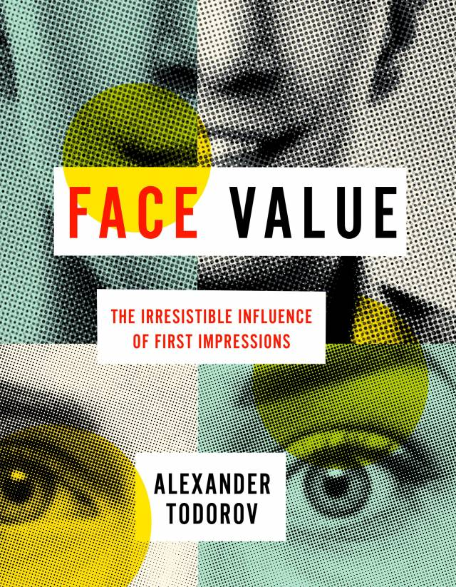 Face Value by Alexander Todorov book cover