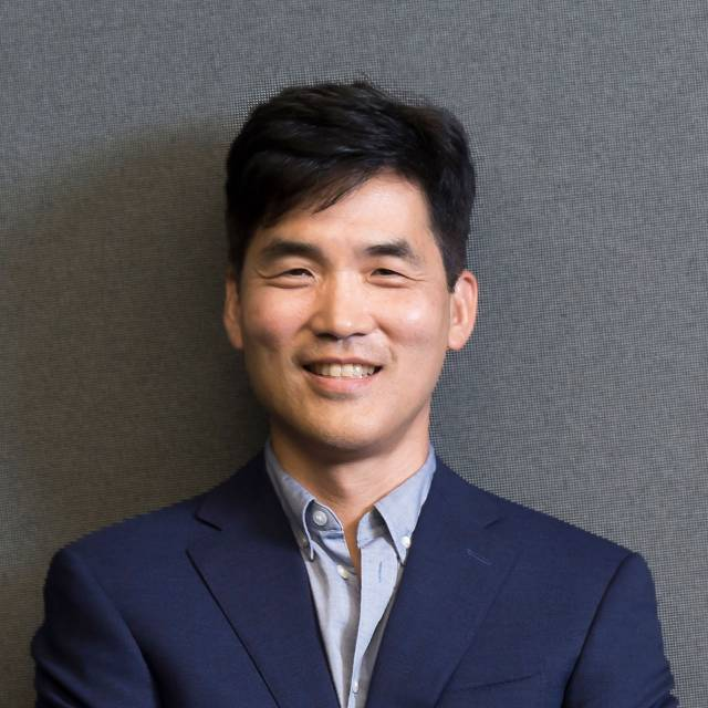 Portrait of Prof. H. Sebastian Seung
