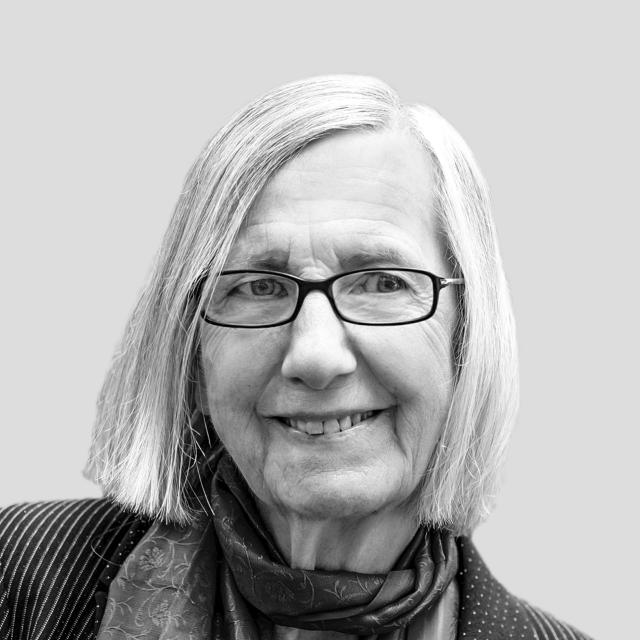 Gerta Keller, geosciences