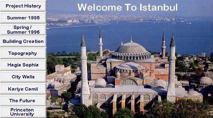 byzantine architecture project