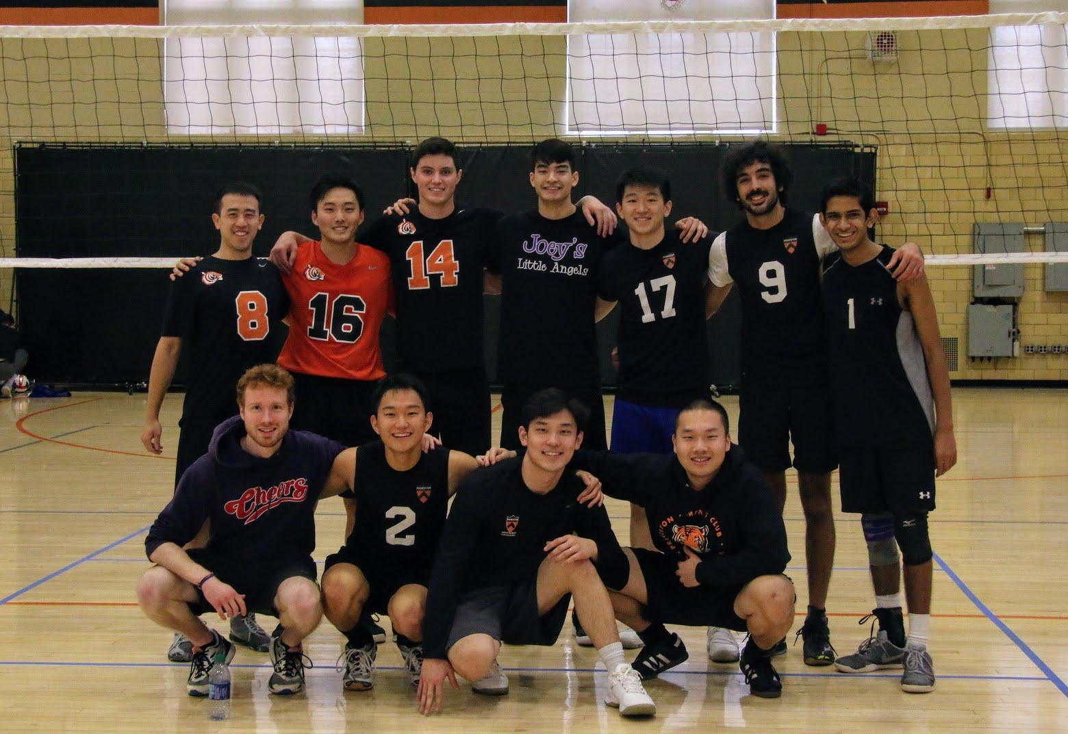Princeton Men's Club Volleyball