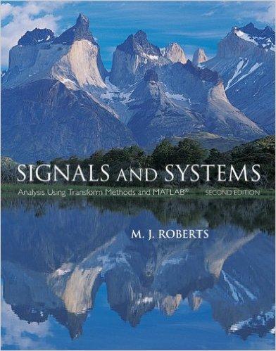 ELE 201: Information Signals