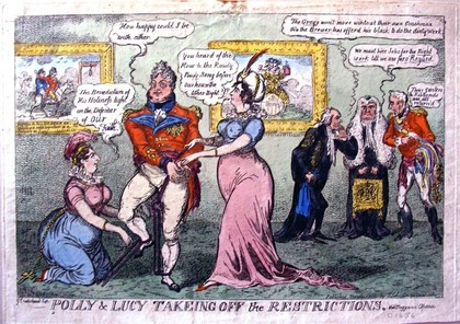John Gay (1685-1732) wrote The Beggar's Opera in 1728 to lampoon the Whig ...