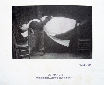 Jean-Martin Charcot's Visual Psychology - Graphic Arts