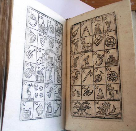 A Lottery Dream Book - Graphic Arts