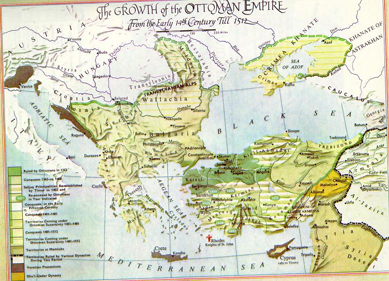 Dimensions of empire the growth of the ottoman sultanate from the early 14th to 15th centuries gumiabroncs Choice Image
