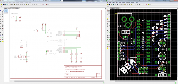 Making PCBs in EAGLE
