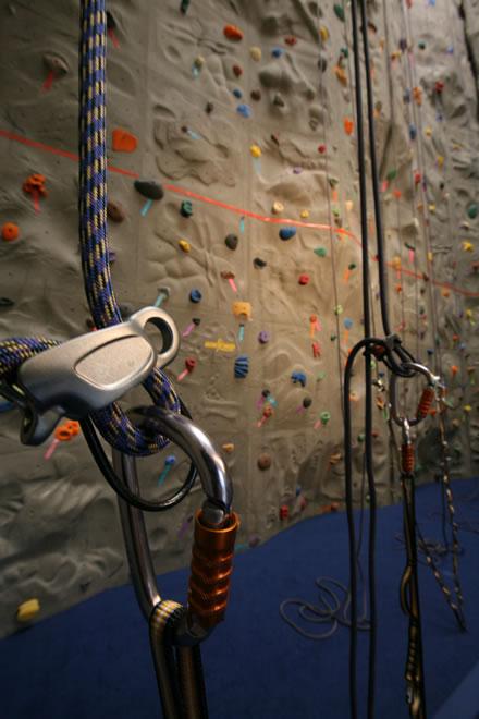 Princeton rock climbing