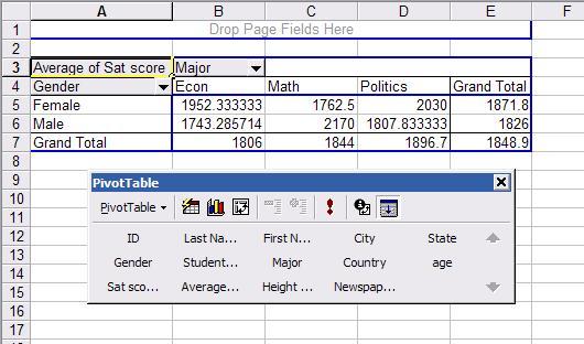 descriptive statistics excel