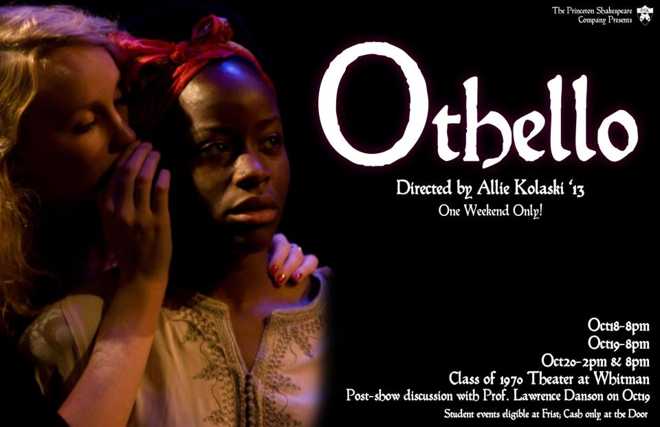 an analysis of the female characters in othello a play by william shakespeare William shakespeare have written many plays his most tragic play is othello othello is also the name of the main character in the play, he is quite hard to understand.